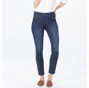 NYDJ Alina Skinny Stretch Jeans Petite